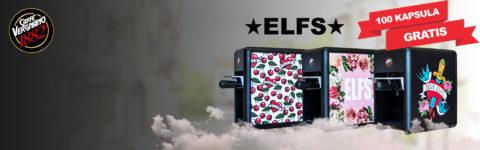 ELFS i Caffe Vergnano